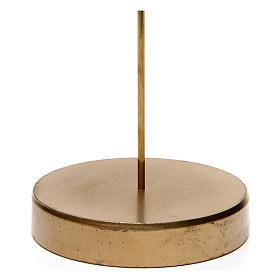 Base apoyo de metal para Ángel Gloria de 20 cm altura media Moranduzzo s2
