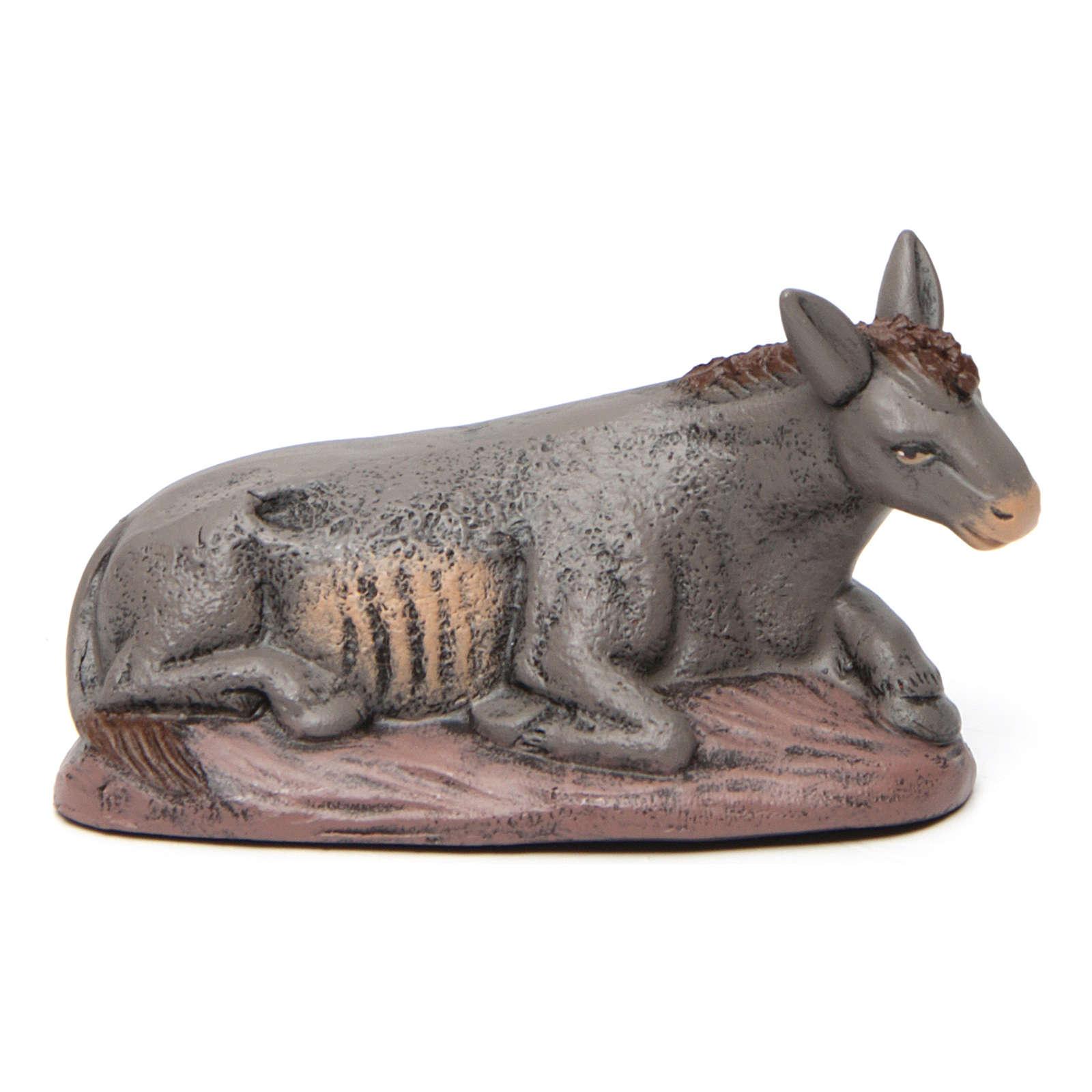Natività 6 pezzi presepe 14 cm terracotta 3