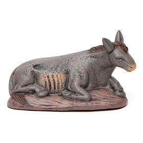Natività 6 pezzi presepe 14 cm terracotta s5