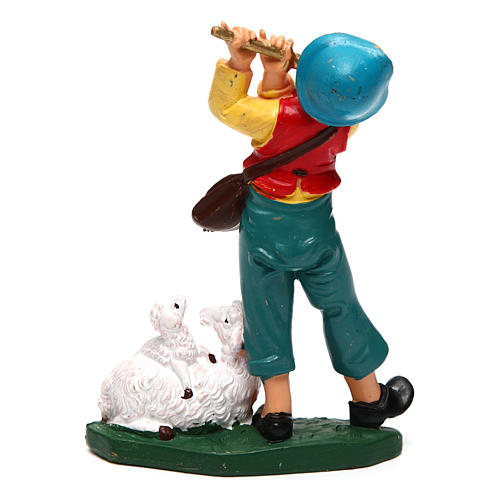 Young musician for Nativity Scene 10 cm 2