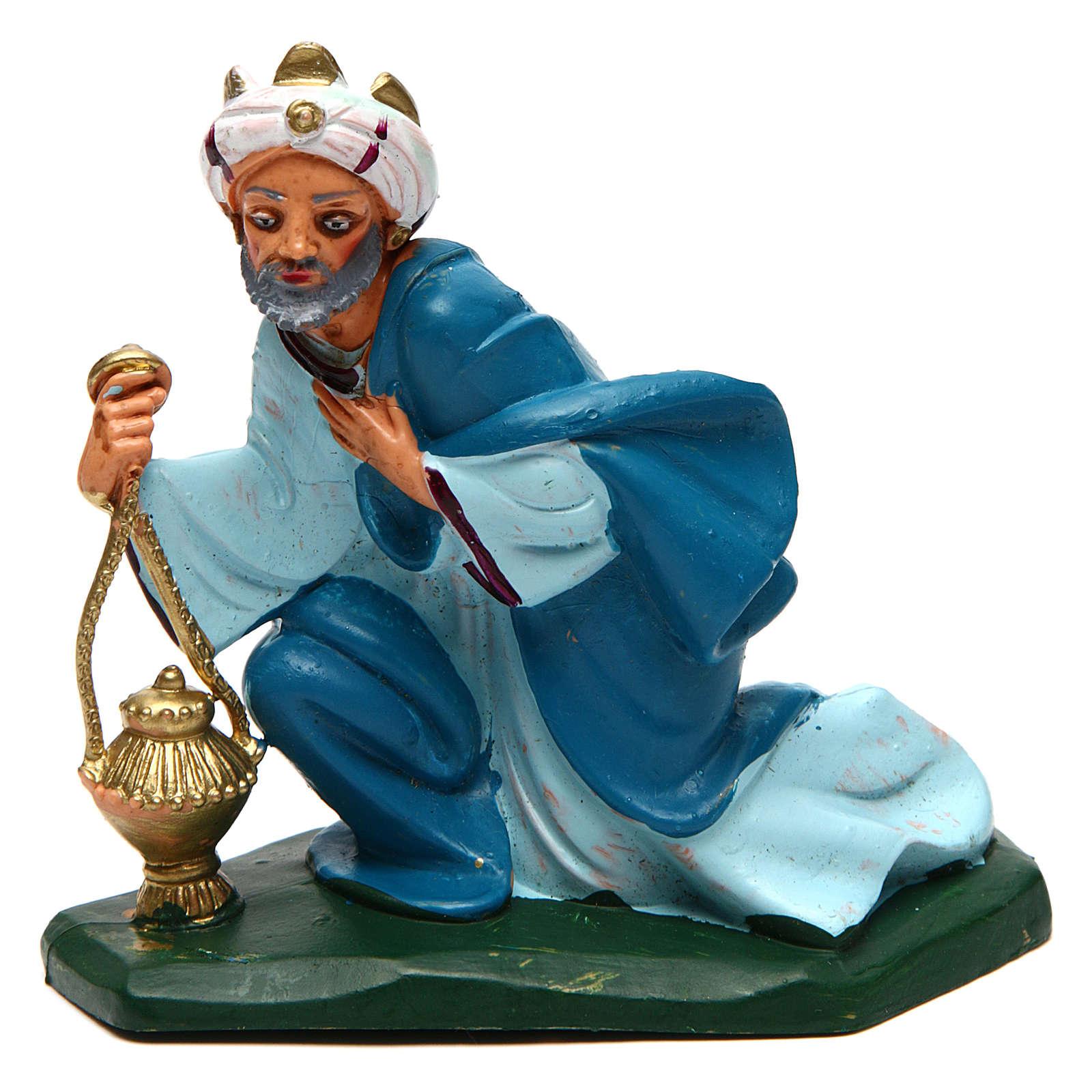 Wise King Gaspar 16 cm nativity 3