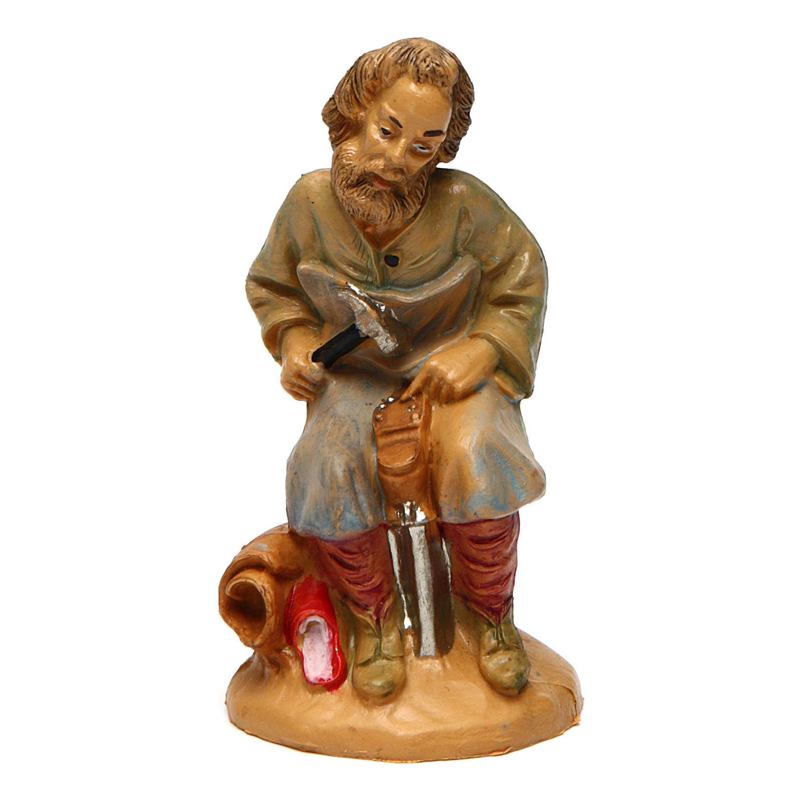 Cobbler for Nativity Scene 10 cm 3