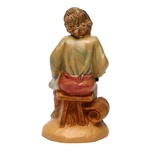 Sapateiro para presépio com figuras de altura média 10 cm 2