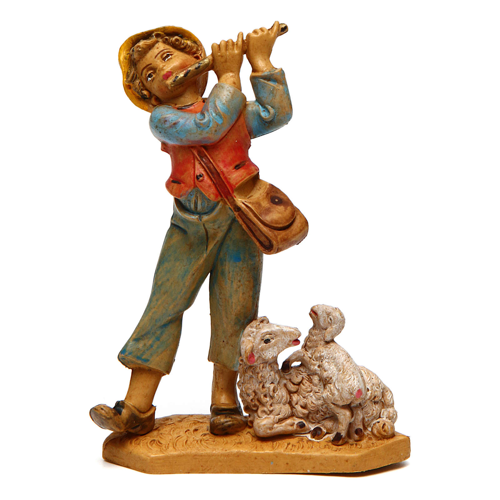 Musician for Nativity Scene 10 cm 3