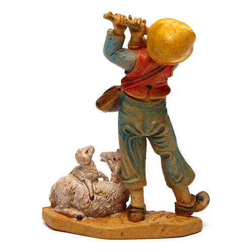 Musician for Nativity Scene 10 cm 2
