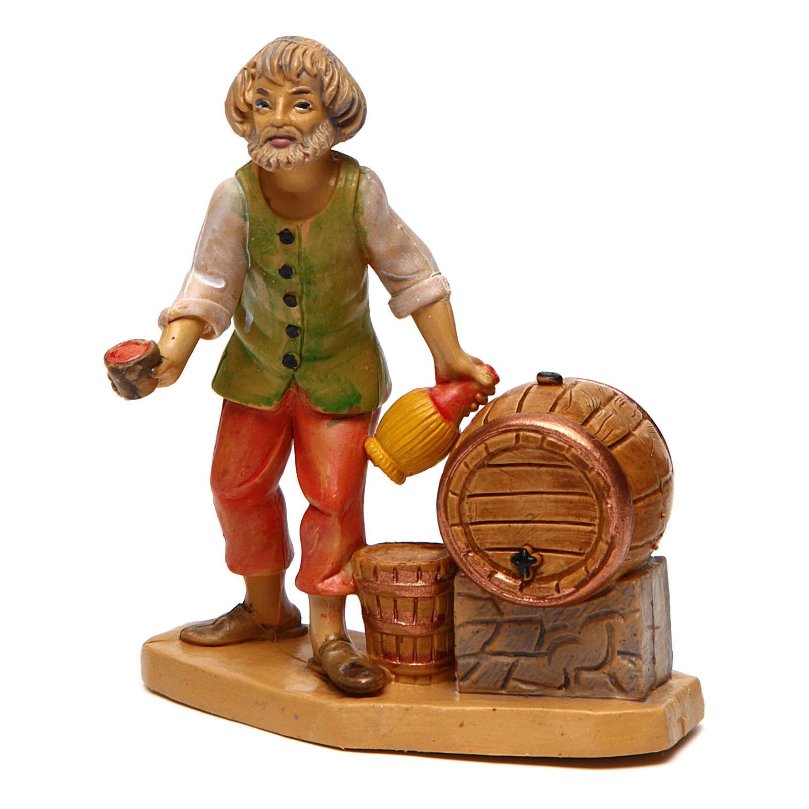 Innkeeper for Nativity Scene 10 cm 3