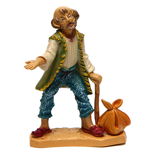 Beggar for Nativity Scene 10 cm 1