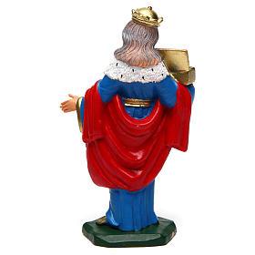 Re Magio Melchiorre di 16 cm presepe s2