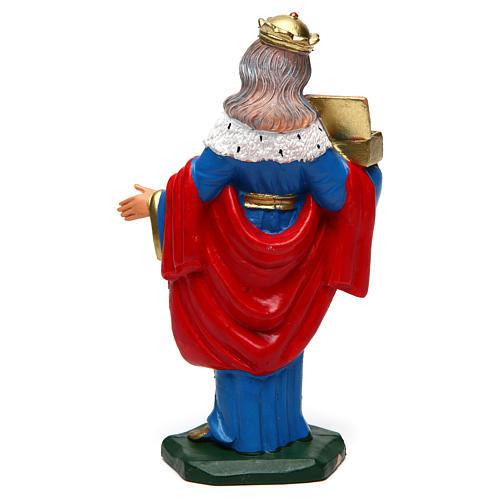 Re Magio Melchiorre di 16 cm presepe 2