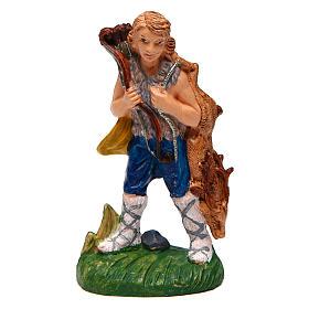 Nativity Scene figurines: Hunter for Nativity Scene 10 cm