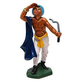 Statue per presepi: Addestratore per presepe di 10 cm