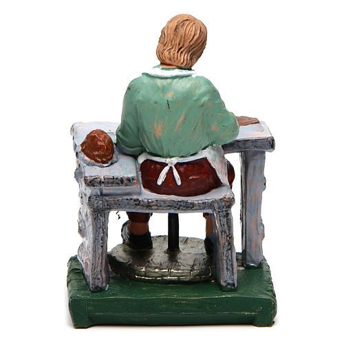 Working man for Nativity Scene 10 cm 2