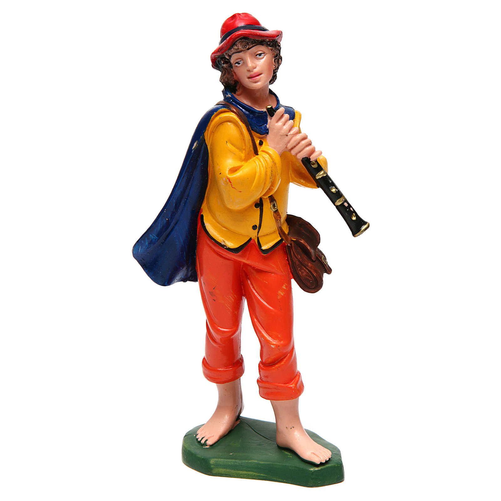 Young Man with Clarinet for 16 cm Nativity 3