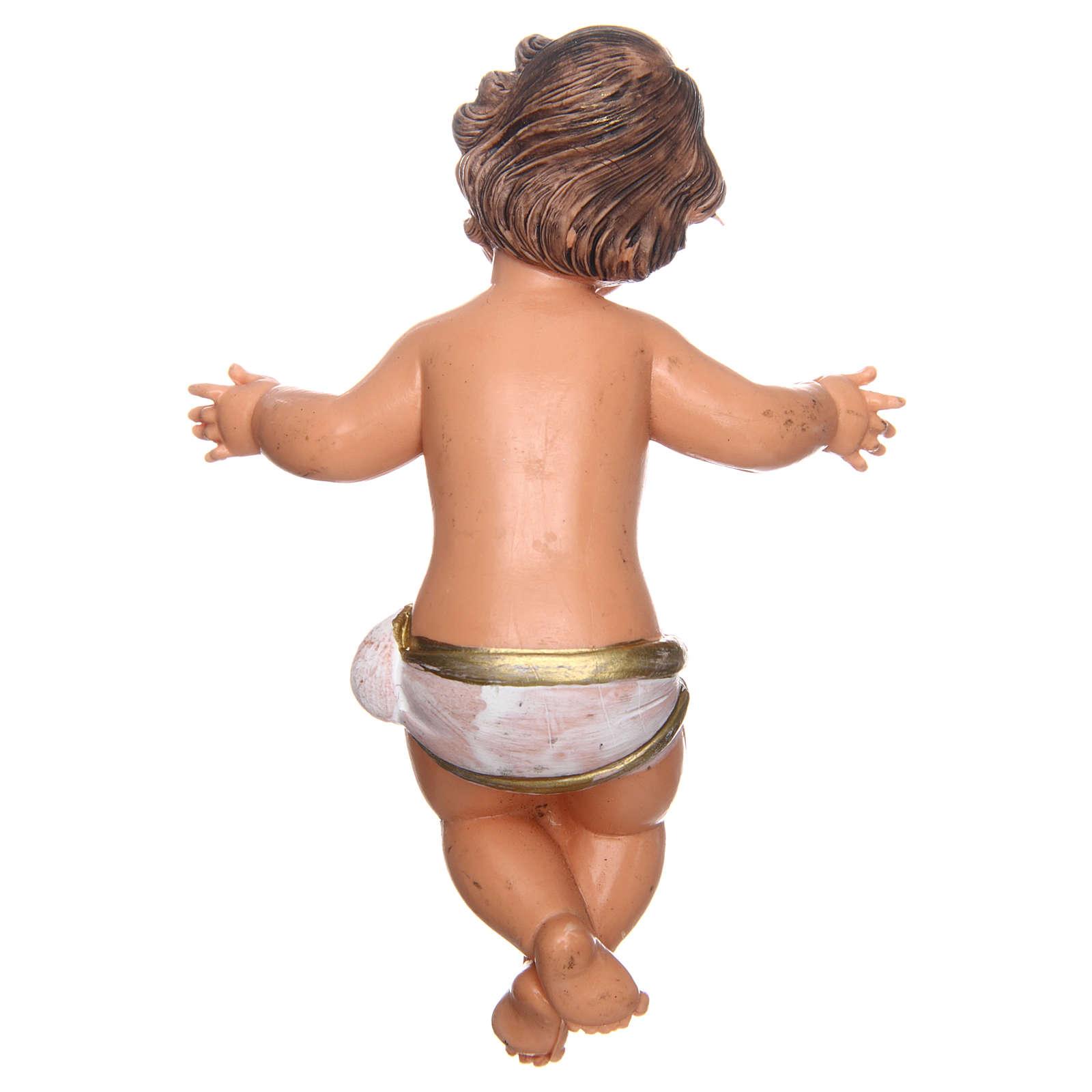 Baby Jesus figurine, for 11 cm nativity 3