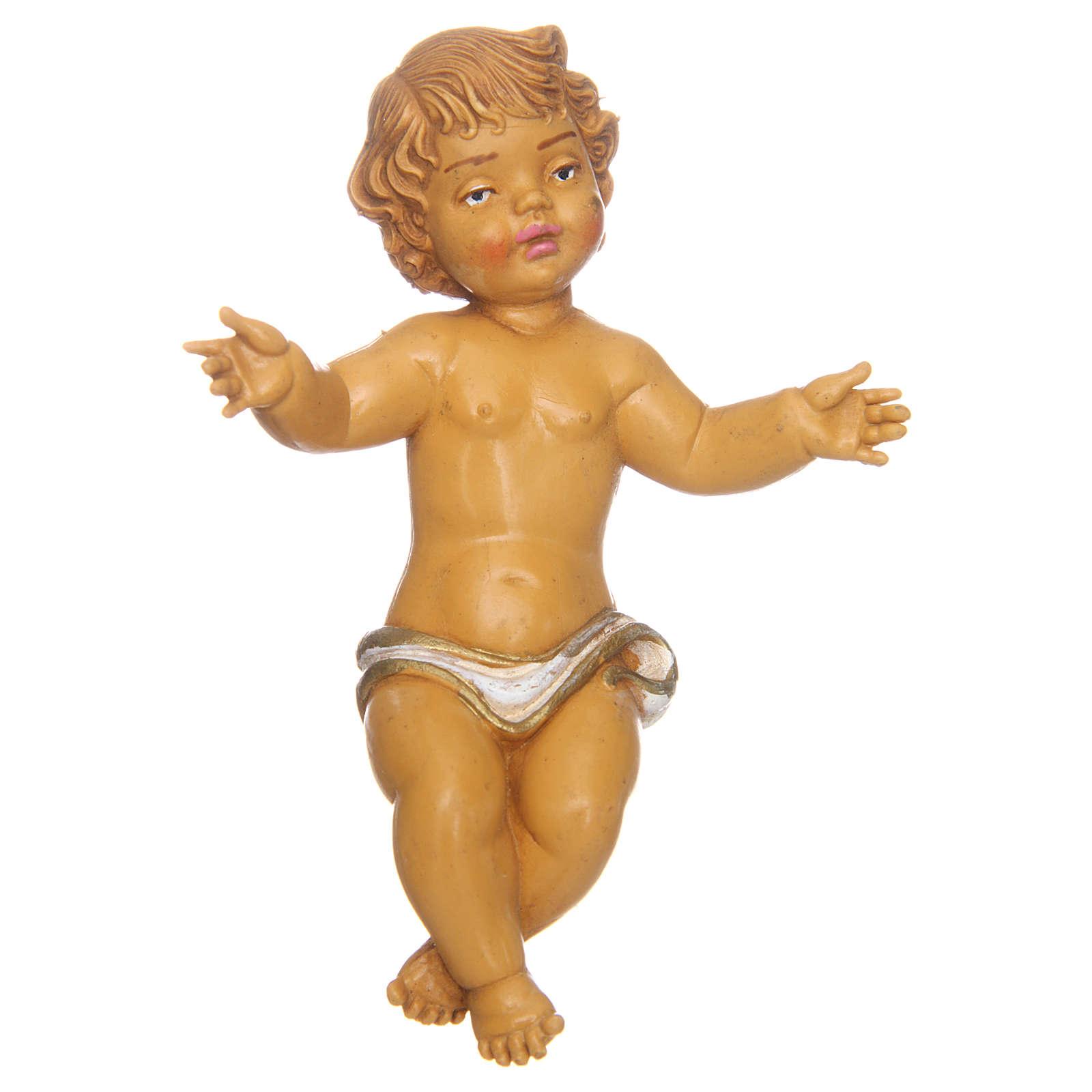 Niño Jesús para belén 11 cm de altura media 3
