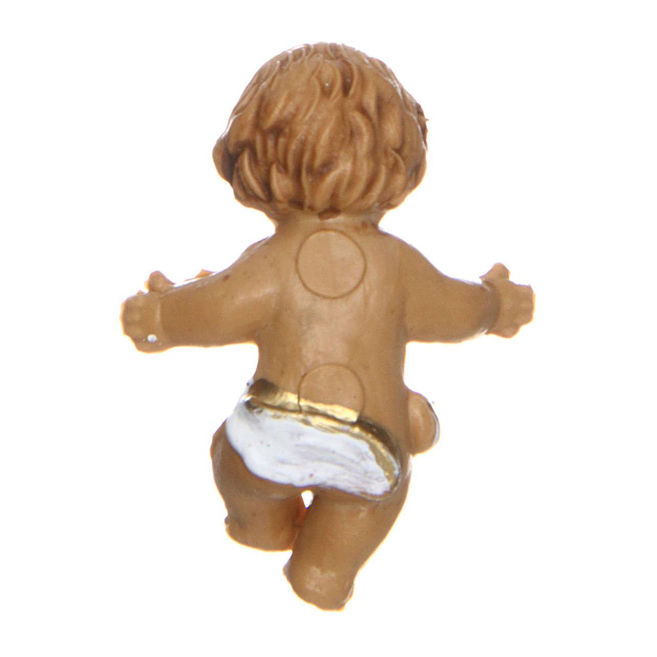 Dzieciątko Jezus do szopek 3 cm 3