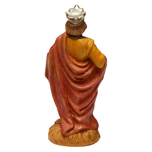 Man Soldier with Cape for 12 cm Nativity 2
