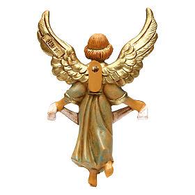 Ángel gloria 12 cm de altura media belén s2