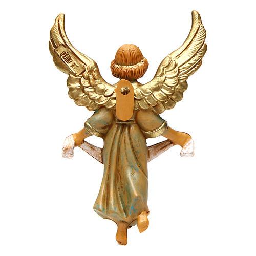 Ángel gloria 12 cm de altura media belén 2