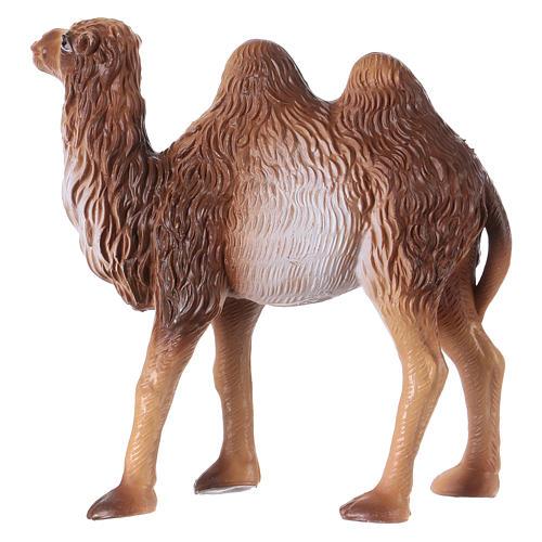 Camello de pie para Natividad 10 cm pvc 2