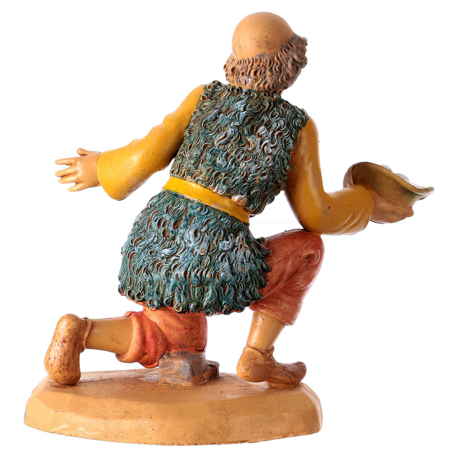 Beggar for Nativity Scene 13 cm 3
