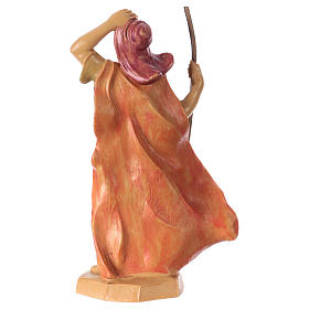 Man with stick 16 cm for Nativity Scene s2