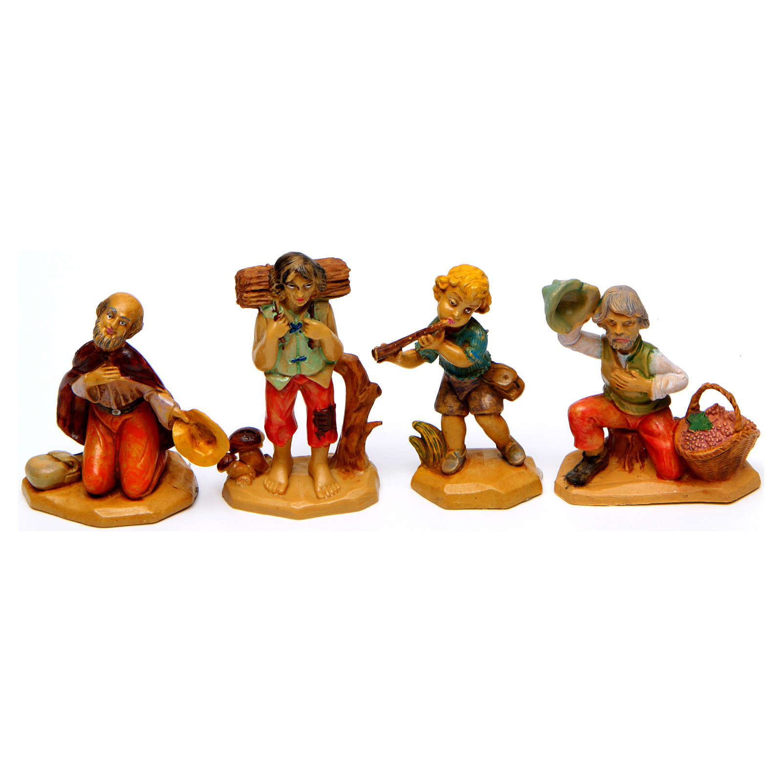 Shepherds for Nativity Scene 7 cm 19 models 3