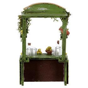 Lemonade stand for Neapolitan Nativity Scene 15 cm tall s4