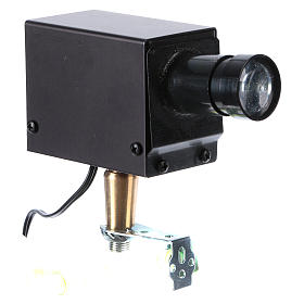 LED projector for Nativity scene s1