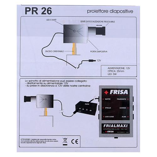 Proiettore a led di potenza presepe 4