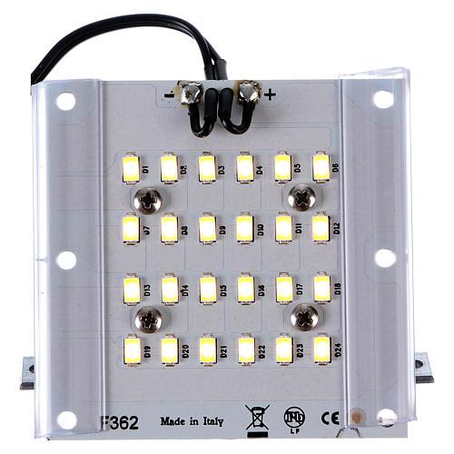 Blanc Chaud Lumière DiffuseVente 12v En 7w Pour Fondu Lampe Led eWEIY2H9D