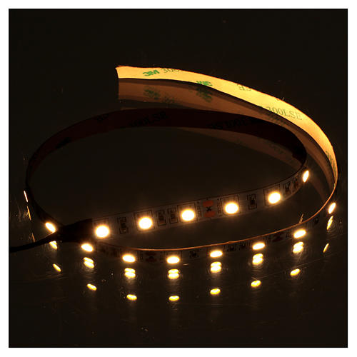 30 LEDs strip, warm white 12V 50 cm for Nativity scene 2