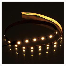 30 LED Light Strip warm white 12V 50 cm for Nativities s2