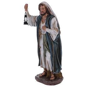 St. Joseph in resin 60 cm s3