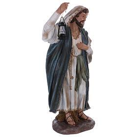 St. Joseph in resin 60 cm s4