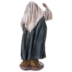 St. Joseph in resin 60 cm s5