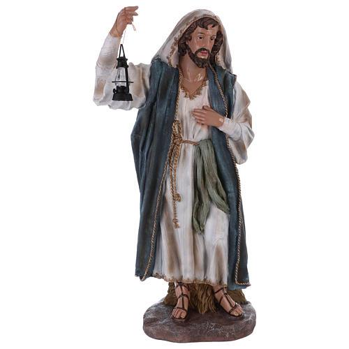 St. Joseph in resin 60 cm 1