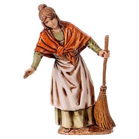 Attentive characters for 10 cm Nativity scene Moranduzzo, 3 pcs s4