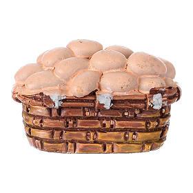 Cesta huevos belén 10 cm Moranduzzo s2