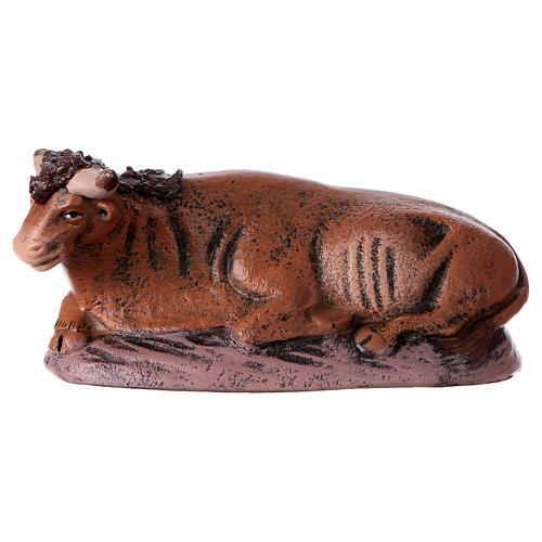 Natività 6 soggetti terracotta 14 cm stile Spagnolo 5