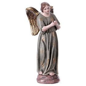 Natività in terracotta 14 cm 6 soggetti stile Spagnolo s4