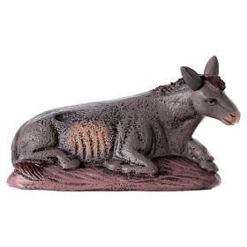 Natività in terracotta 14 cm 6 soggetti stile Spagnolo s6