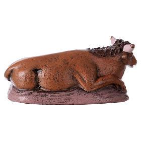 Natività in terracotta 14 cm 6 soggetti stile Spagnolo s10