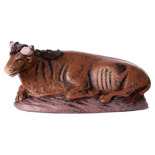 Natività in terracotta 14 cm 6 soggetti stile Spagnolo 5
