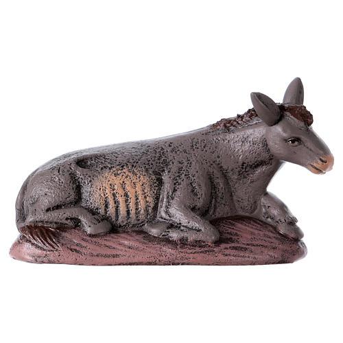 Natività in terracotta 14 cm 6 soggetti stile Spagnolo 6
