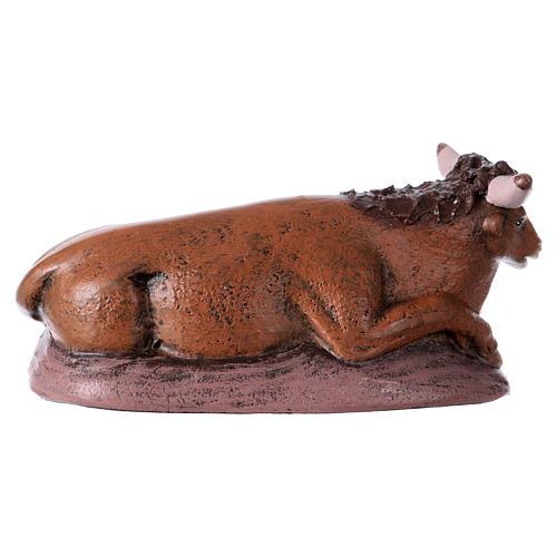 Natività in terracotta 14 cm 6 soggetti stile Spagnolo 10