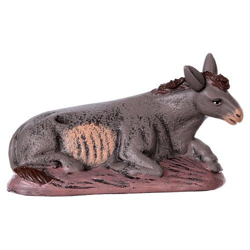 Natività 14 cm 6 soggetti in terracotta stile Spagnolo 5