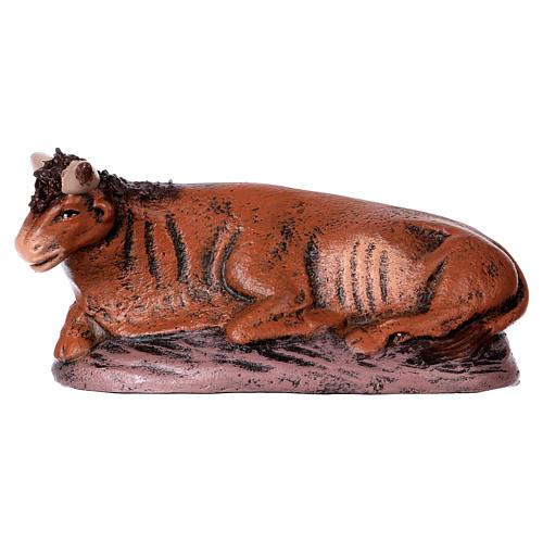 Natività 14 cm 6 soggetti in terracotta stile Spagnolo 6
