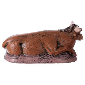 Natività 6 soggetti 14 cm in terracotta stile Spagnolo s10