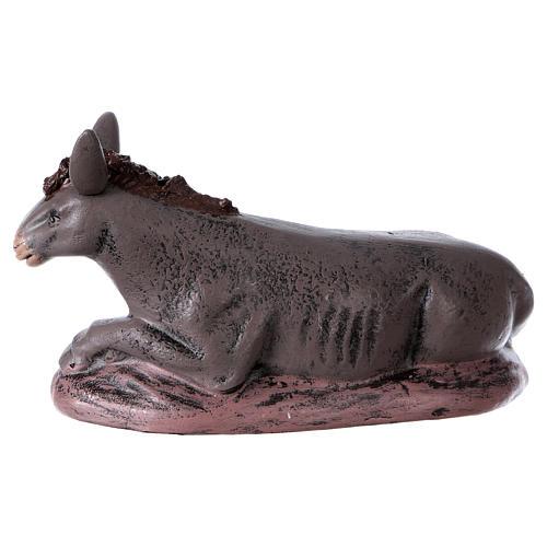 Natività 6 soggetti 14 cm in terracotta stile Spagnolo 9